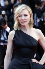 CATE BLANCHETT at Girls of the Sun Premiere at Cannes Film Festival 05/12/2018