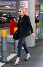 CATE BLANCHETT at Heathrow Airport in London 05/25/2018