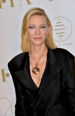 CATE BLANCHETT at Hfpa Party at Cannes Film Festival 05/13/2018