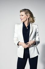 CATE BLANCHETT for Variety, May 2018