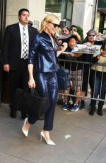 CATE BLANCHETT Leaves Whitby Hotel in New York 05/24/2018