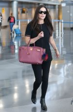 CATHERINE ZETA JONES at JFK Airport in New York 05/09/2018