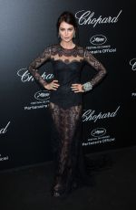 CATRINEL MARLON at Secret Chopard Party at 71st Cannes Film Festival 05/11/2018