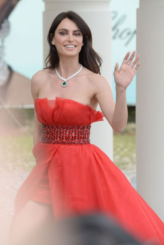 CATRINEL MENGHIA at 71th Cannes Film Festival 05/09/2018
