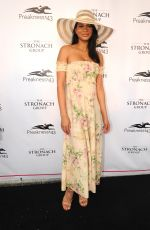 CHANEL IMAN at 143rd Preakness Stakes at Primlico Race Course in Baltimore 05/19/2018