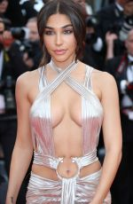 CHANTEL JEFFRIES at Everybody Knows Premiere and Opening Ceremony at 2018 Cannes Film Festival 05/08/2018