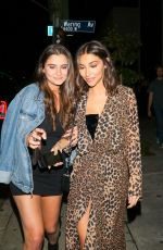 CHANTEL JEFFRIES at Poppy Nightclub in Los Angeles 05/04/2018