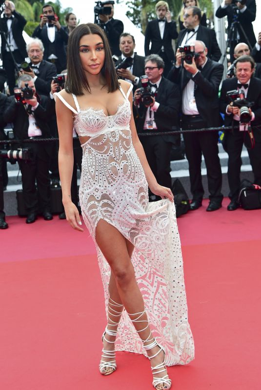 CHANTEL JEFFRIES at Yomeddine Premiere at Cannes Film Festival