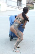 CHANTELLE CONNELLY in Bikini Out in Marbella 05/05/2018