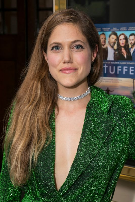 CHARITY WAKEFIELD at Tartuffe Play Press Night in London 05/29/2018