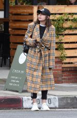 CHARLI XCX Out and About in Los Angeles 05/01/2018