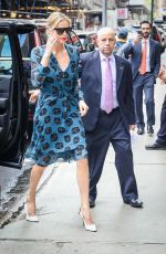 CHARLIZE THERON at Good Morning America in New York 05/04/2018