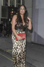 CHARLOTTE CROSBY at Davinci London Collection Launch Party 05/24/2018