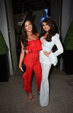 CHARLOTTE DAWSON and SHELBY TRIBBLE at Layla Leigh