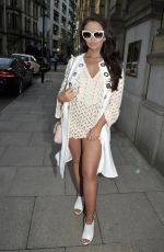 CHARLOTTE DAWSON Out in Manchester 05/06/2018