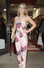 CHARLOTTE HAWKINS at Hello! Magazine x Dover Street Market 30th Anniversary Party in London 05/09/2018