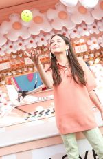 CHARLOTTE LAWRENCE at Daisy Love Fragrance Launch in Santa Monica 05/09/2018