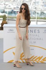 CHARLOTTE LE BON at Talents Adami 2018 Photocall at Cannes Film Festival 05/15/2018