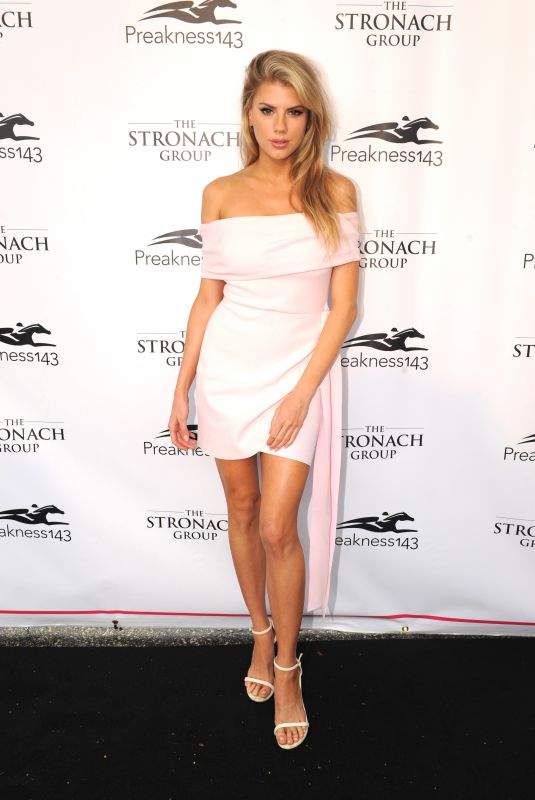 CHARLOTTE MCKINNEY at 143rd Preakness Stakes at Primlico Race Course in Baltimore 05/19/2018