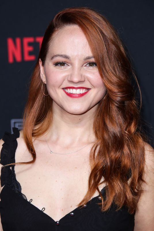 CHELSEA ALDEN at Netflix FYSee Kick-off Event in Los Angeles 05/06/2018