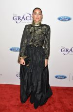 CHELSEA GILLIGAN at 2018 Gracie Awards Gala in Beverly Hills 05/22/2018