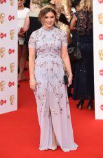 CHELSEA HALFPENNY at Bafta TV Awards in London 05/13/2018