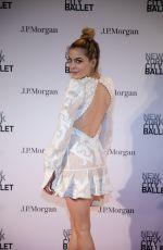 CHELSEA LEYLAND at New York City Ballet Spring Gala 05/03/2018