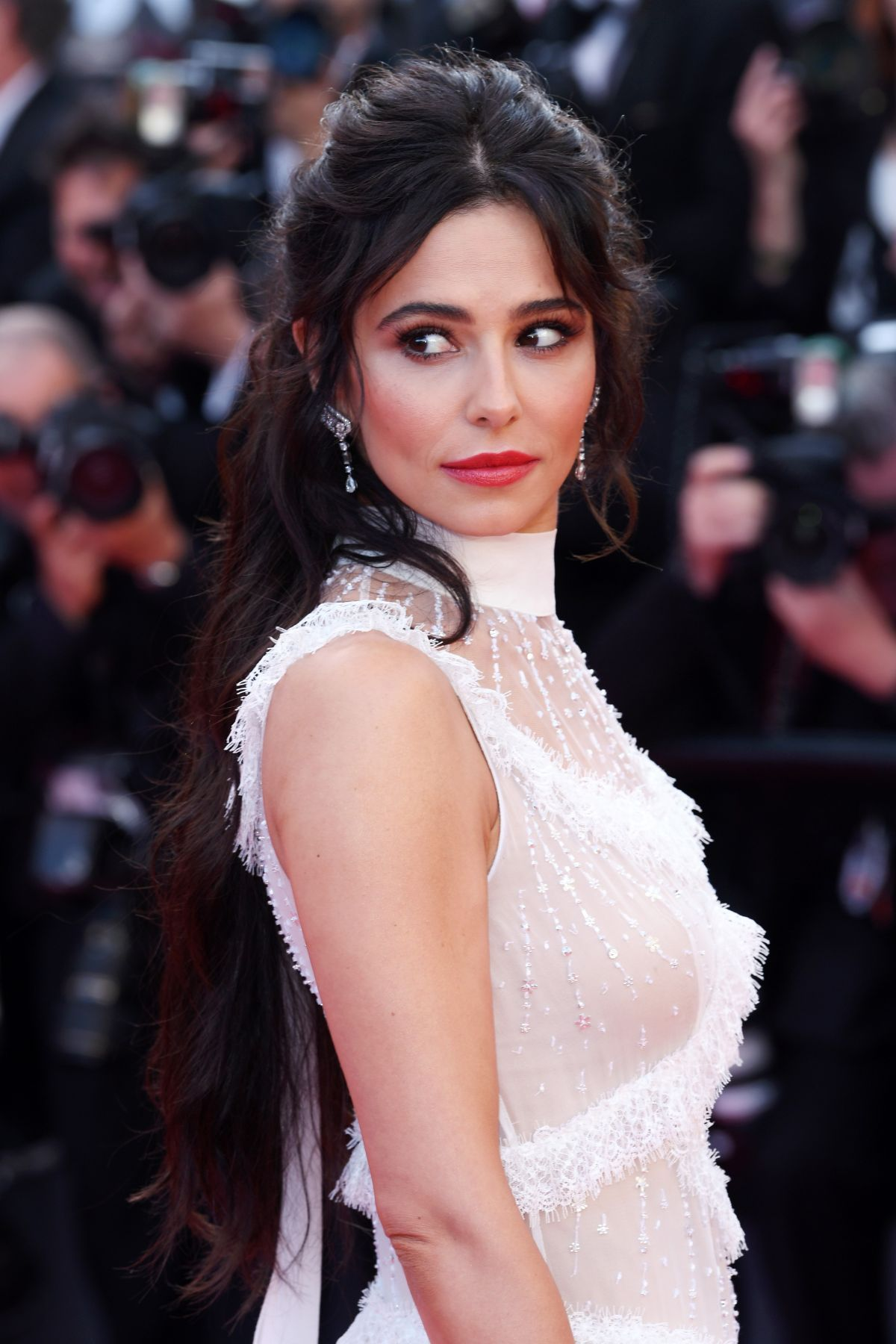 CHERYL COLE at Ash is Purest White Premiere at Cannes Film ... Cheryl Cole