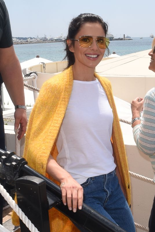 CHERYL COLE Out in Cannes 05/12/2018