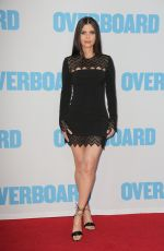 CHIQUINQUIRA DELGADO at Overboard Premiere in Los Angeles 04/30/2018