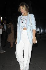 CHLOE LEWIS at Quiz x Towie Launch Party in London 05/10/2018