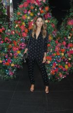 CHLOE LLOYD at Spectrum x Disney The Little Mermaid Launch in London 05/30/2018