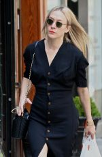 CHLOE SEVIGNY Out and About in New York 05/07/2018