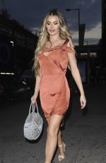 CHLOE SIMS at Boohoo x Gemma Collins Launch Party in London 05/23/2018