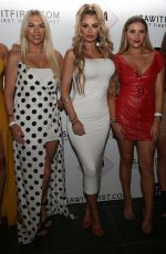 CHLOE SIMS at isawitfirst x Demi Rose Collection Launch in Ibiza 05/28/2018