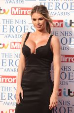 CHLOE SIMS at NHS Heroes Awards in London 05/14/2018