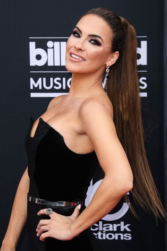 CHRISHELL STAUSE at Billboard Music Awards in Las Vegas 05/20/2018