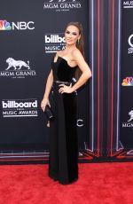 CHRISHELL STAUSE at Billboard Music Awards in Las Vegas 05/20/2018