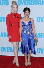 CHRISSIE FIT at Overboard Premiere in Los Angeles 04/30/2018