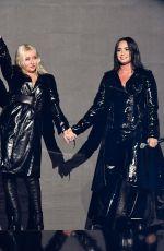CHRISTINA AGUILERA at Billboard Music Awards in Las Vegas 05/20/2018