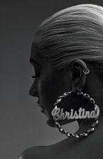 CHRISTINA AGUILERA for Billboard Magazine, May 2018