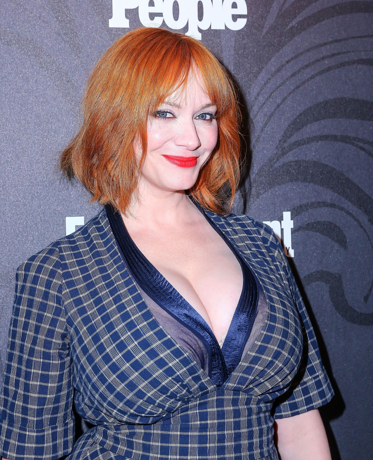 Watch Christina Hendricks video
