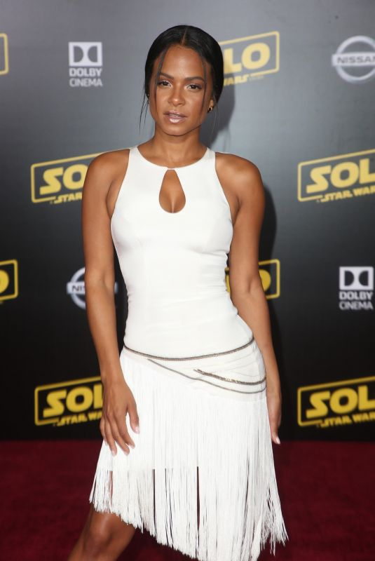 CHRISTINA MILIAN at Solo: A Star Wars Story Premiere in Los Angeles 05/10/2018