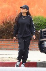 CHRISTINA MILIAN Leaves a Gym in Los Angeles 05/12/2018