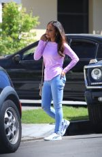 CHRISTINA MILIAN Out and About in Studio City 05/15/2018