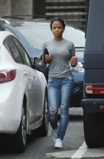 CHRISTINA MILIAN Out and About in Toluca Lake 05/11/2018