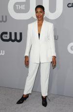 CHRISTINE ADAMS at CW Network Upfront Presentation in New York 05/17/2018