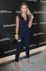 CHYNA ELLIS at Boohoo Man by Dele Event in London 05/10/2018