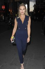 CHYNA ELLIS at Quiz x Towie Launch Party in London 05/10/2018