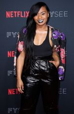 CHYNA LAYNE at Netflix FYSee Kick-off Event in Los Angeles 05/06/2018